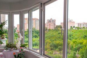 Где заказать остекление балкона?