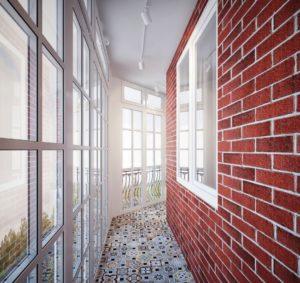 Прайс на отделку балконов