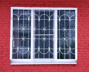 Ремонт решеток на окнах