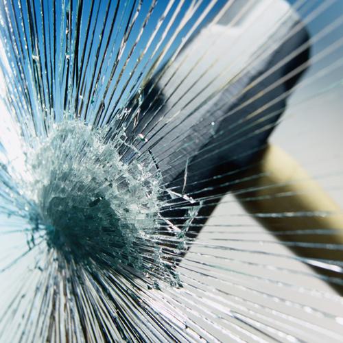 Замена битых стеклопакетов